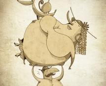 Sergio Olivotti - Illustrazione