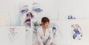 Silvia Pelissero, in arte Agnes Cecile