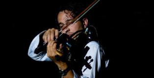 Violinista Francesco Greco