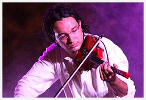 Francesco Greco violinista tarantino