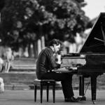 Paolo Zanarella – Il pianista fuori posto