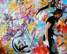 David Walker street art