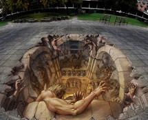 Kurt Wenner – Pavement 3D