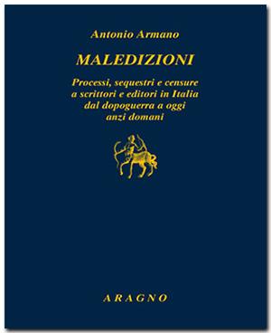 Maledizioni - Antonio Armano