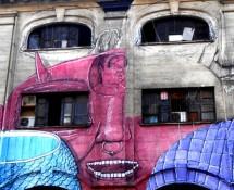 Blu - Street Art - Roma