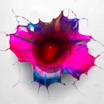 Fabian Oefner – La forma del colore