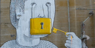 Blu- Street Art - Vienna