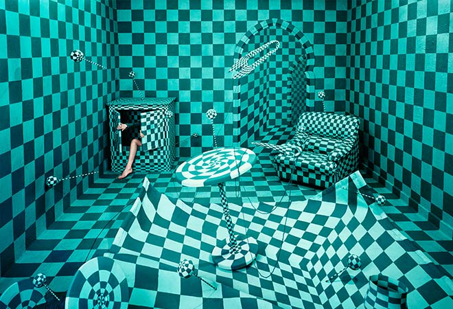 Panic room - Stage of mind