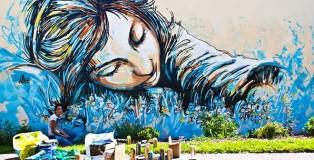 Alice Pasquini - Street art