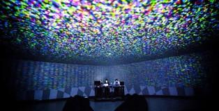 Dromos - Audiovisual Installation - Mutek Festival