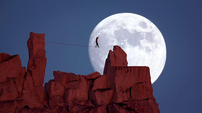 Moonwalk - Dean Potter