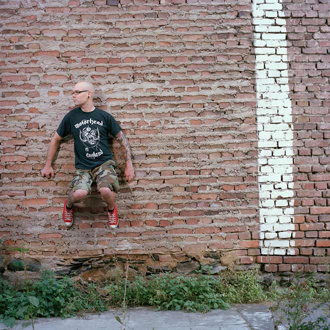 Ivo Mayr Photographer - Passanti a gravità zero