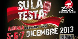 Su la Testa - Albenga Teatro Ambra 5-6-7 Dicembre
