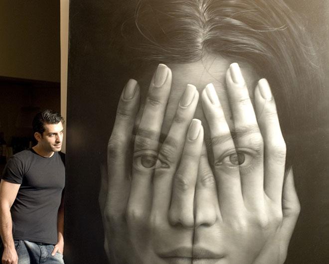 Tigran Tsitoghdzyan - Mirror (2012)