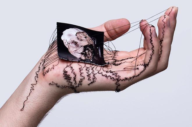 David Catà - Ritratti sul palmo della mano