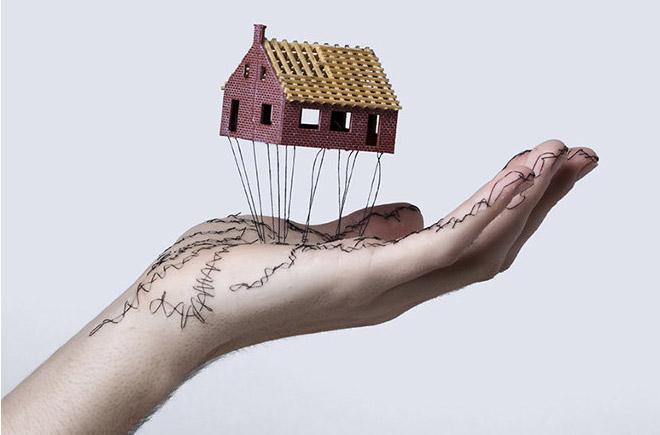 David Catà - Ritratti sul palmo della mano, Cimientos, 01-2011