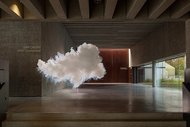 Berndnaut Smilde, Nimbus Visual, 2013. Photo by Michael Holly.