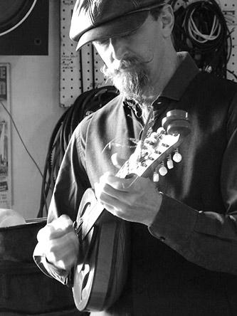 Carlo Aonzo - Mandolinista