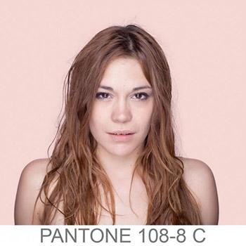 Humanae - Pantone Portraits