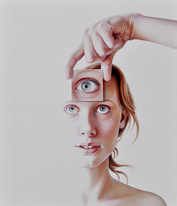 Jantina Peperkamp - Realistic Paintings