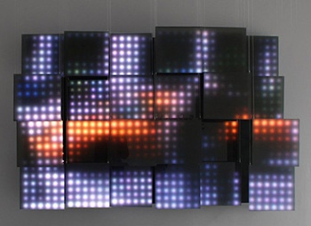 Led Light Art