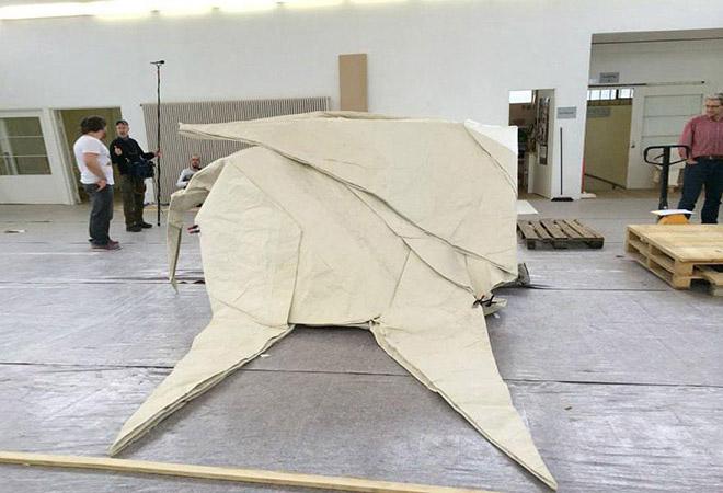 White Elephant Origami