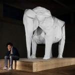 Sipho Mabona – Elephant Origami
