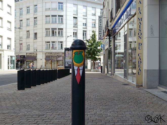 Oak Oak - Creative street Art