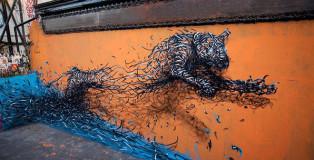 DaLeast - Street Art