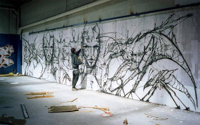 Street Art and drawings