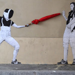 Levalet – Street Art
