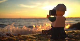 Andrew White - Legographer