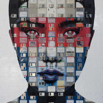 Nick Gentry – Floppy Disk Art