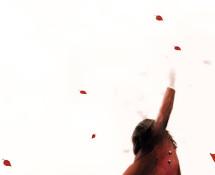 Ritratto rosso - Sonia Maria Luce Possentini