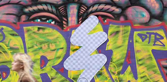 Street Eraser – Street Art London