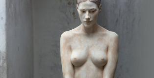 Bruno Walpoth - Human Sculptures