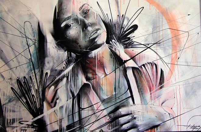 Hopare – Street Art