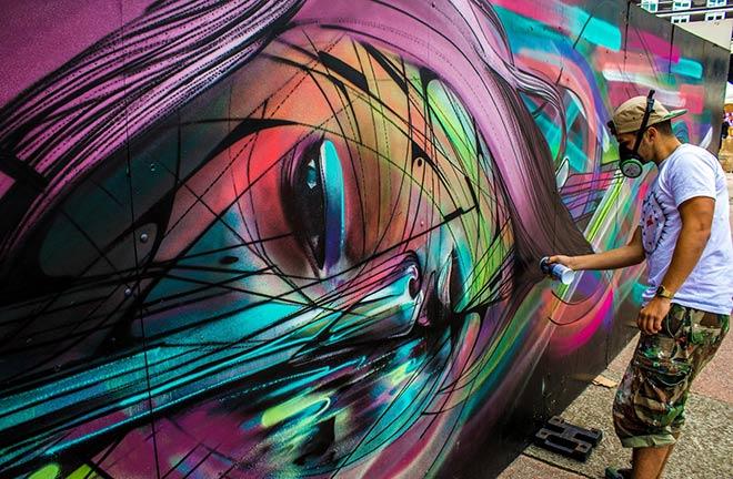 Hopare - Street Art