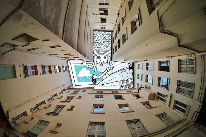 Thomas Lamadieu - Sky Art