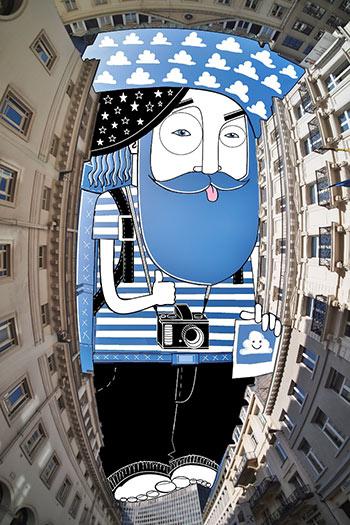 Sky Art - Lamadieu Illustrations