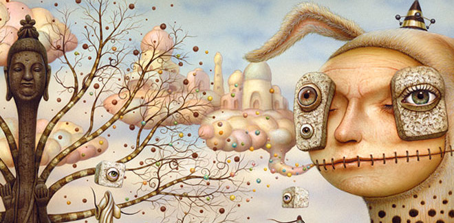 Naoto Hattori - Nothing but perception