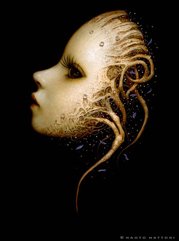 Evanescent Memory