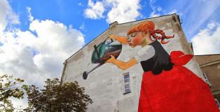 Natalia Rak - Street Art