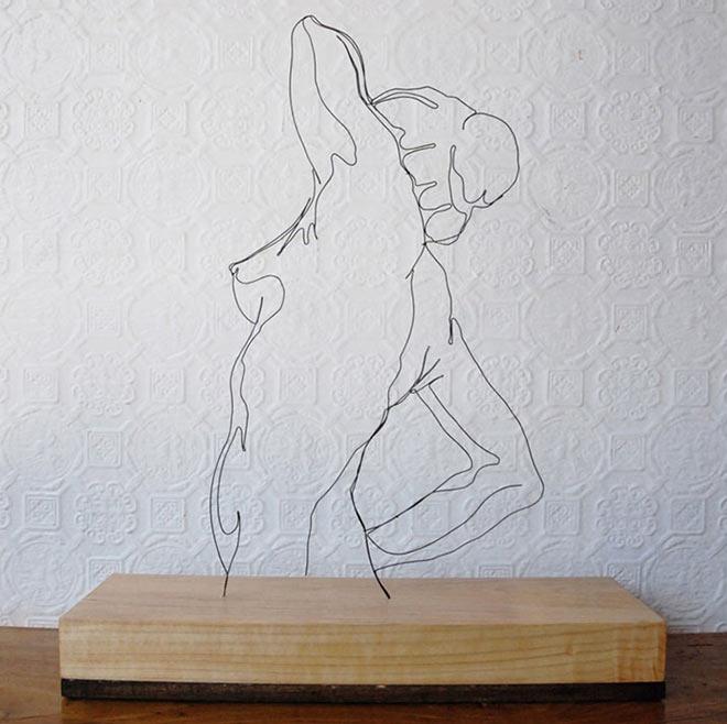 Wire Sculpture -