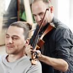 Tadas Maksimovas – Hair Music, the experiment