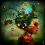 Alexander Jansson – Mystical Illustrations