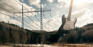 Erik Johansson - Electric guitar
