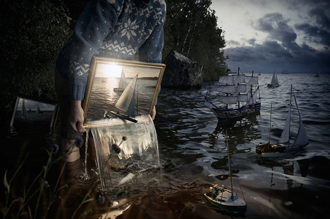 Fantasy pictures - Set them free