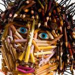 Federico Uribe – Pencilism, Sculptures