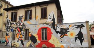 Giorgio Bartocci - Urban Art